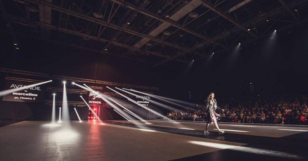 5 самых необычных показов за всю историю Brands Fashion Show 1