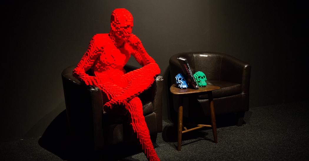 Лего выставка