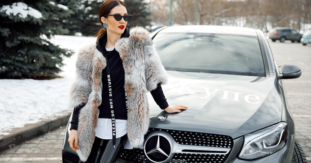 Женский тест-драйв Mercedes-Benz GLC Coupe 1
