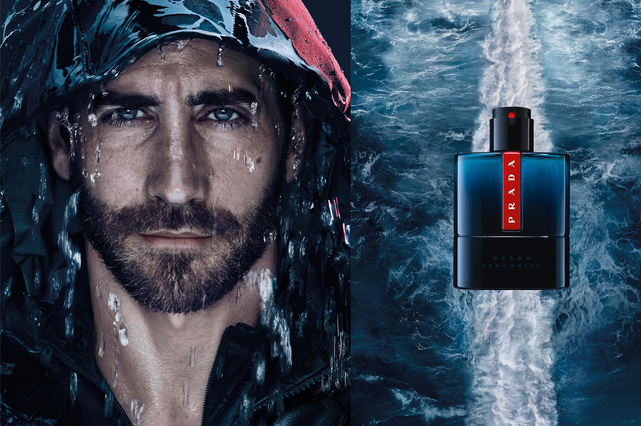 Джейк Джилленхол – лицо нового аромата Prada Luna Rossa Ocean 3