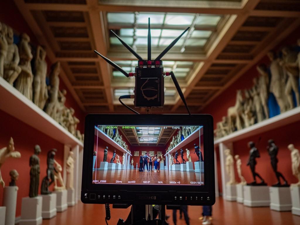 Слияние искусств: что нужно знать о премьере фильма «Слепок» 2