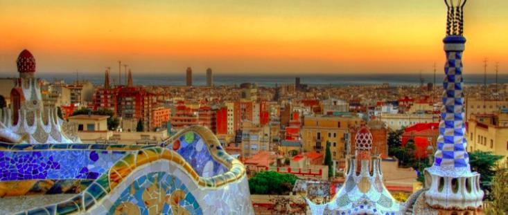 Правила курортной моды: Барселона 12