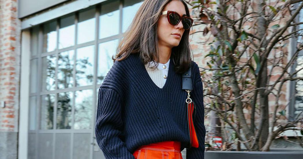 Стритстайл-тренды Миланской Недели Моды 3
