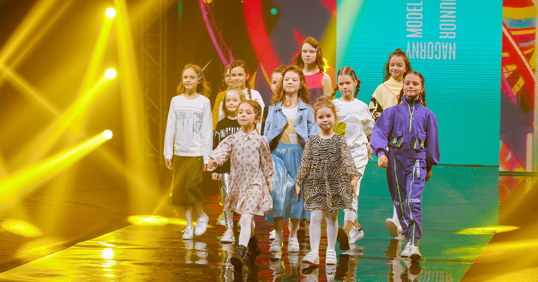 Brands Fashion Show | Показ магазина Стиляжки by Nagorny Models Junior