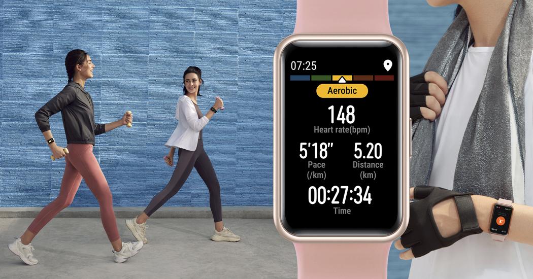 В приложении Huawei Здоровье стали доступны циферблаты для часов с героями любимых мультфильмов 1