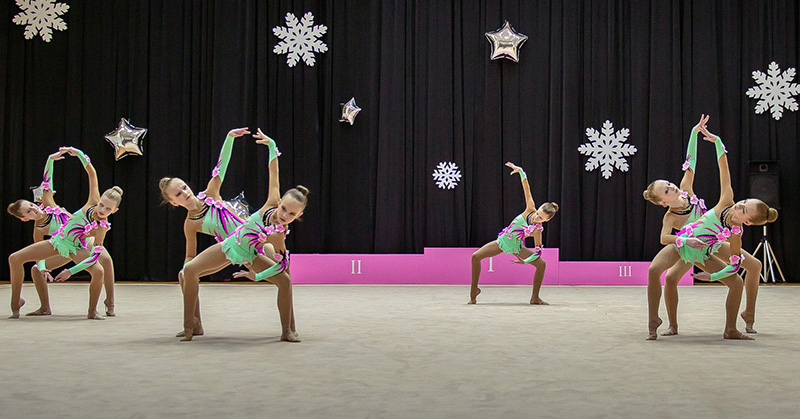 гимнастика сильфида