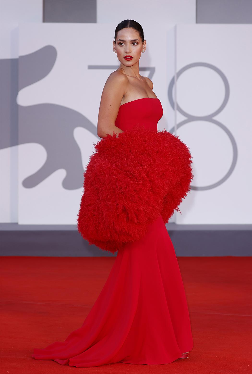 Beauty-секреты 78-го Венецианского кинофестиваля 1