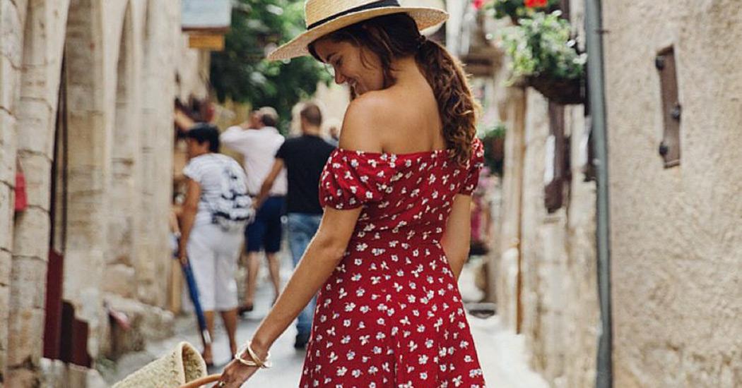 лето отпуск мода
