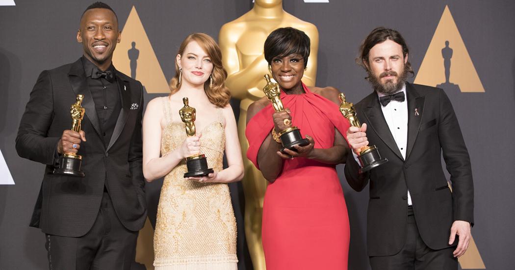 Лучшие образы Оскара 1