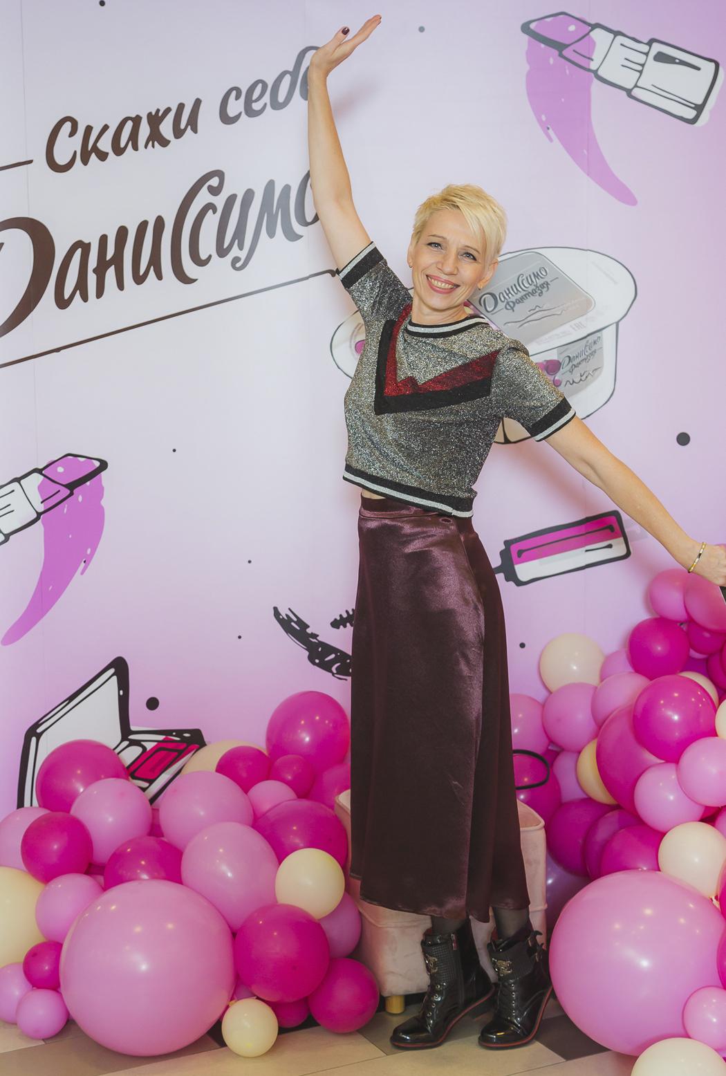 Brands Fashion Show: фотозона Даниссимо, 15 ноября