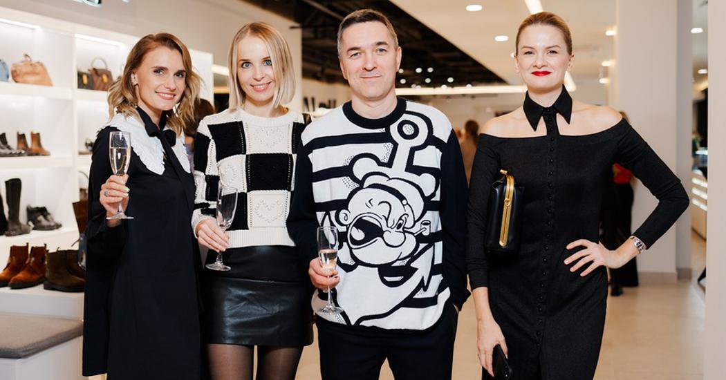Фото гостей | открытие Boulevard Concept Store