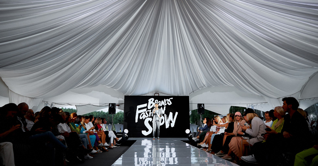Как проходили съемки 12 сезона Brands Fashion Show с гостями и живыми показами