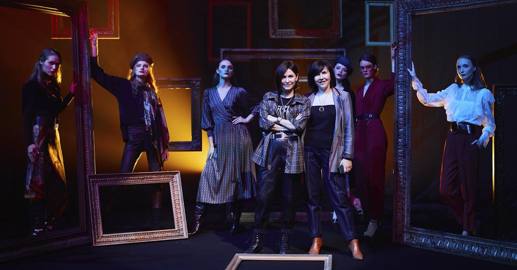 Brands Fashion Show | Alena Goretskaya коллекция осень-зима 2020-2021 2