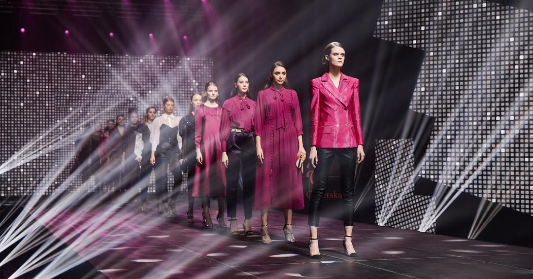Brands Fashion Show | Alena Goretskaya рождественская коллекция 1