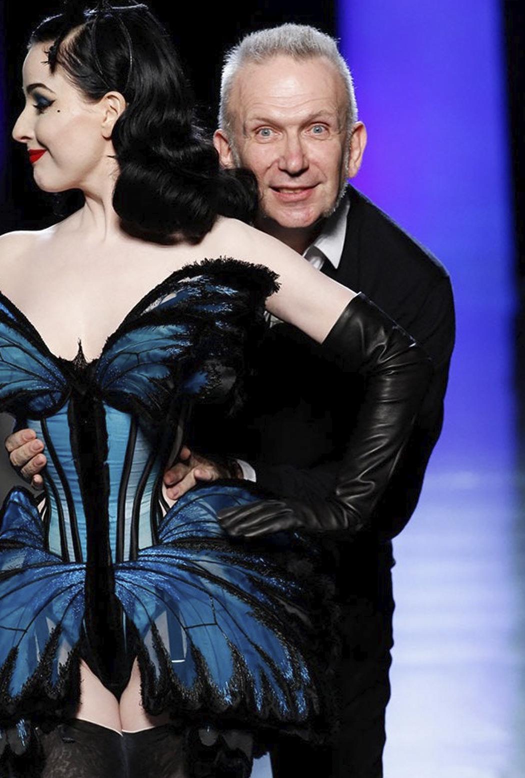 В минский прокат выходит документальный фильм о гении моды «Жан-Поль Готье. С любовью»