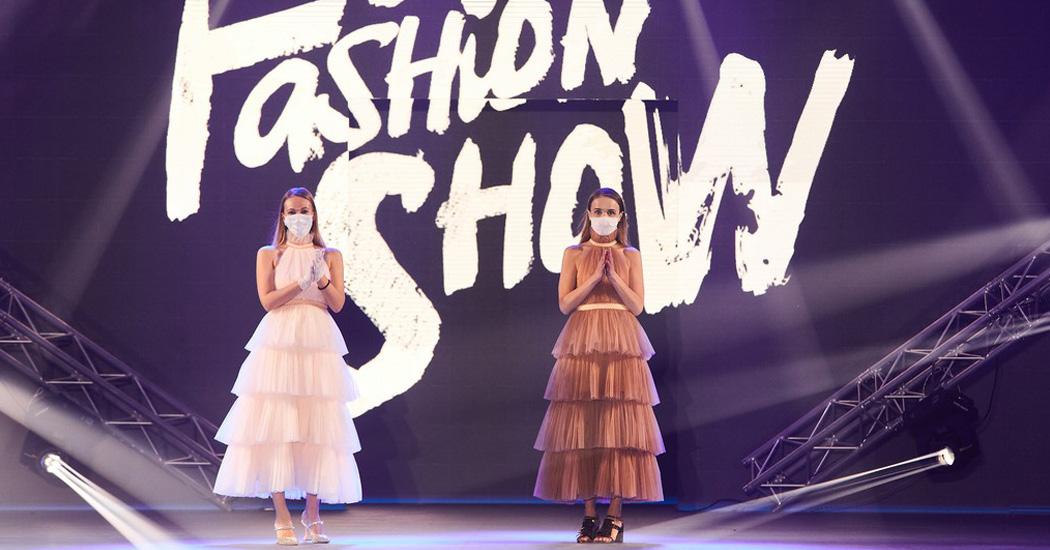 Brands Fashion Show: Young&Fashion и «Канцэпт-Крама»