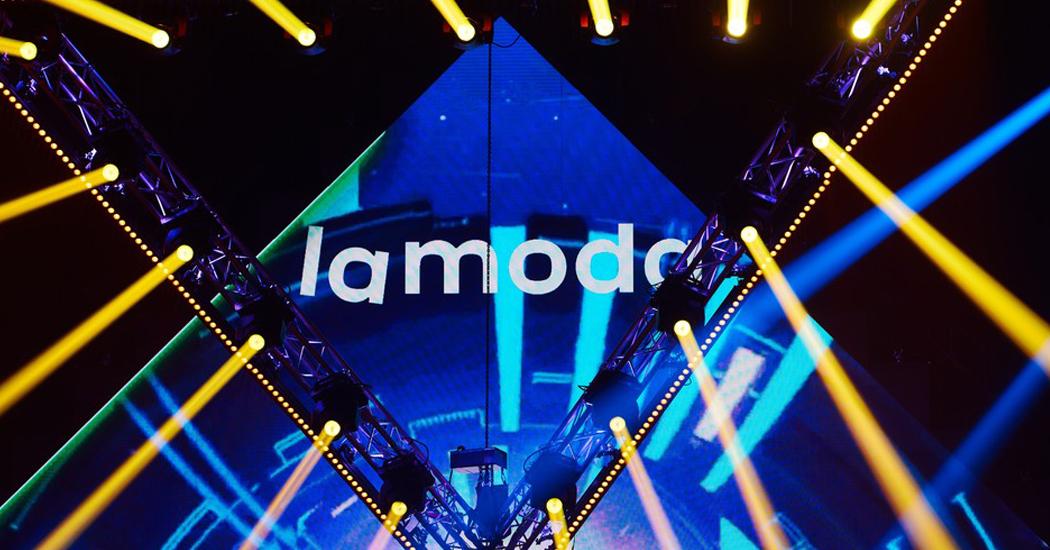 Brands Fshion Show: Lamoda