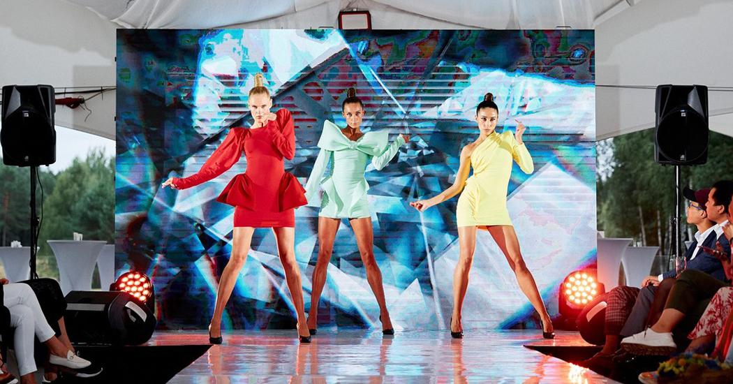 Brands Fashion Show   Показ Natalia Lyakhovets 1