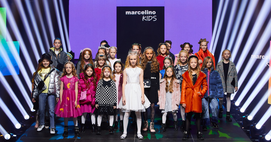 Brands Fashion Show | Marcelino Kids by Nagorny Models Junior 3