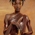 Секрет образа Alien Goddess от Mugler