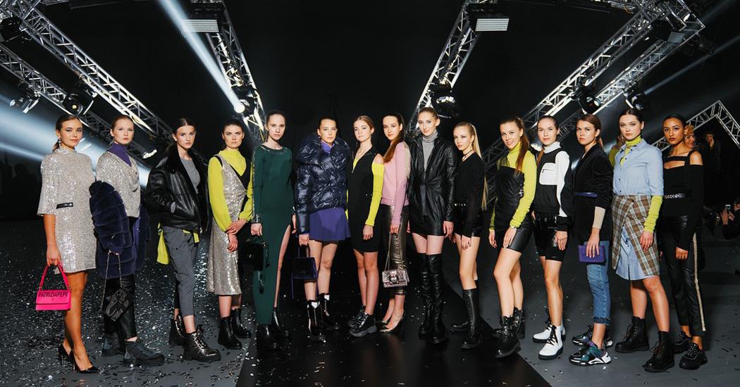 Brands Fashion Show: Patrizia Pepe