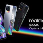 Флагманские модели смартфонов realme 8 и realme 8 Pro представлены в Беларуси с 25 мая