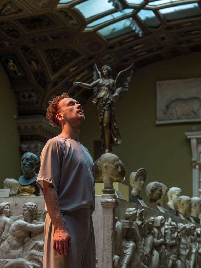 Слияние искусств: что нужно знать о премьере фильма «Слепок» 4